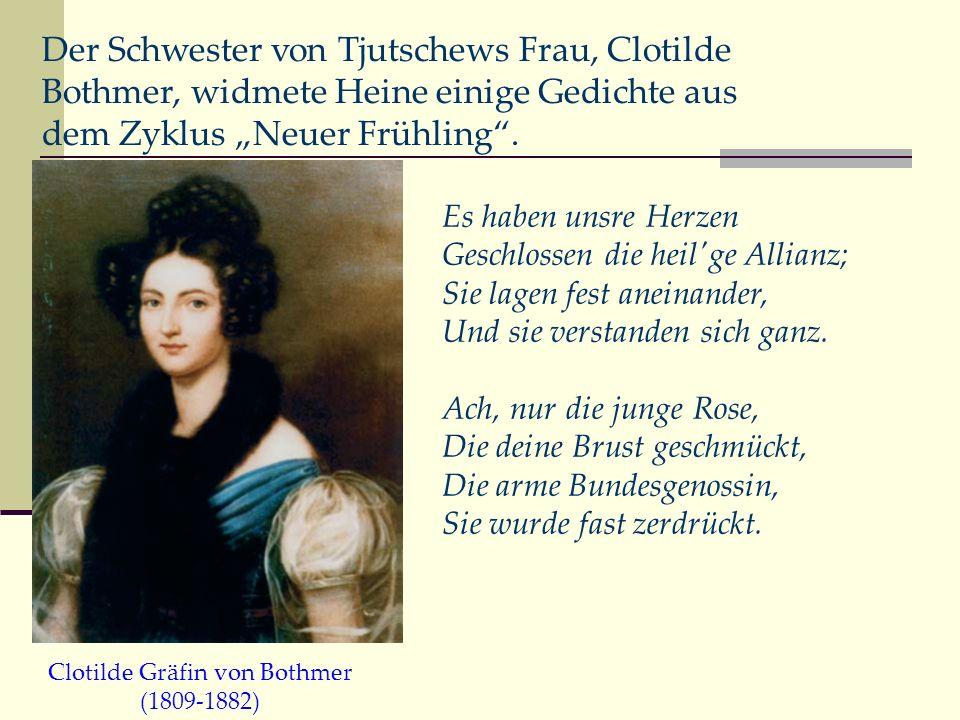 Clotilde Gräfin von Bothmer