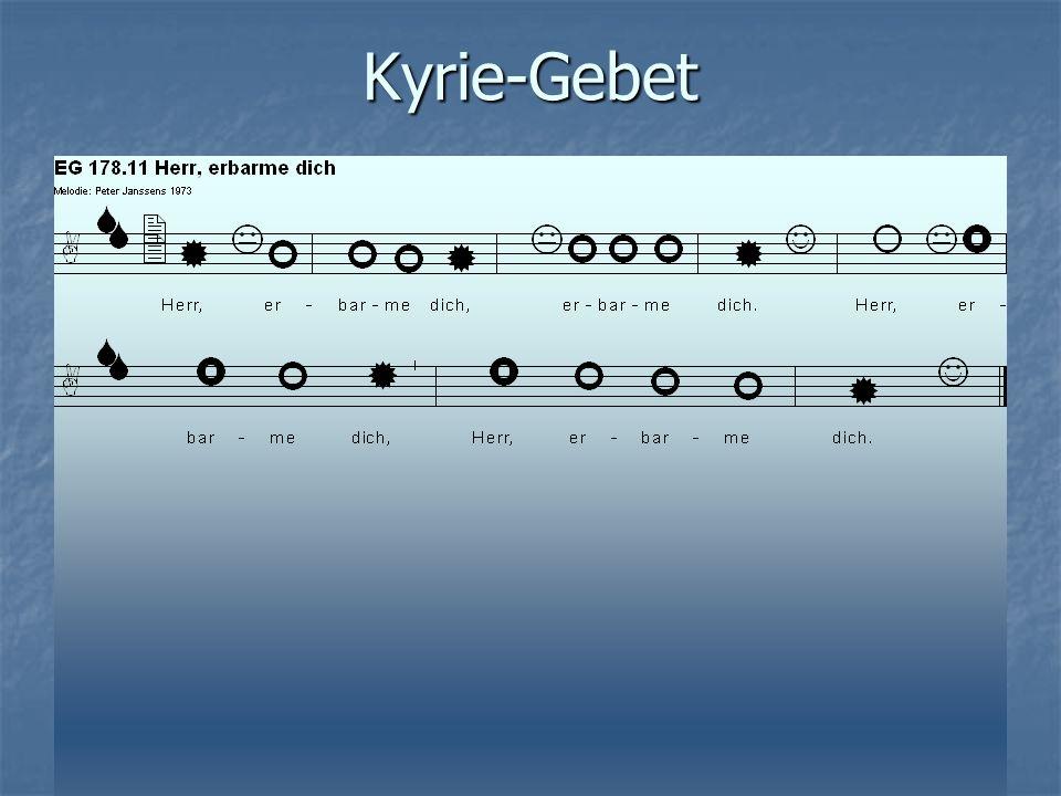 Kyrie-Gebet