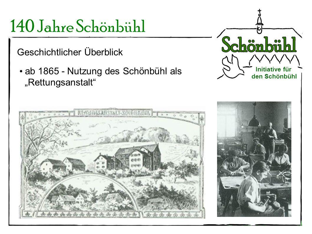 Initiative für den Schönbühl