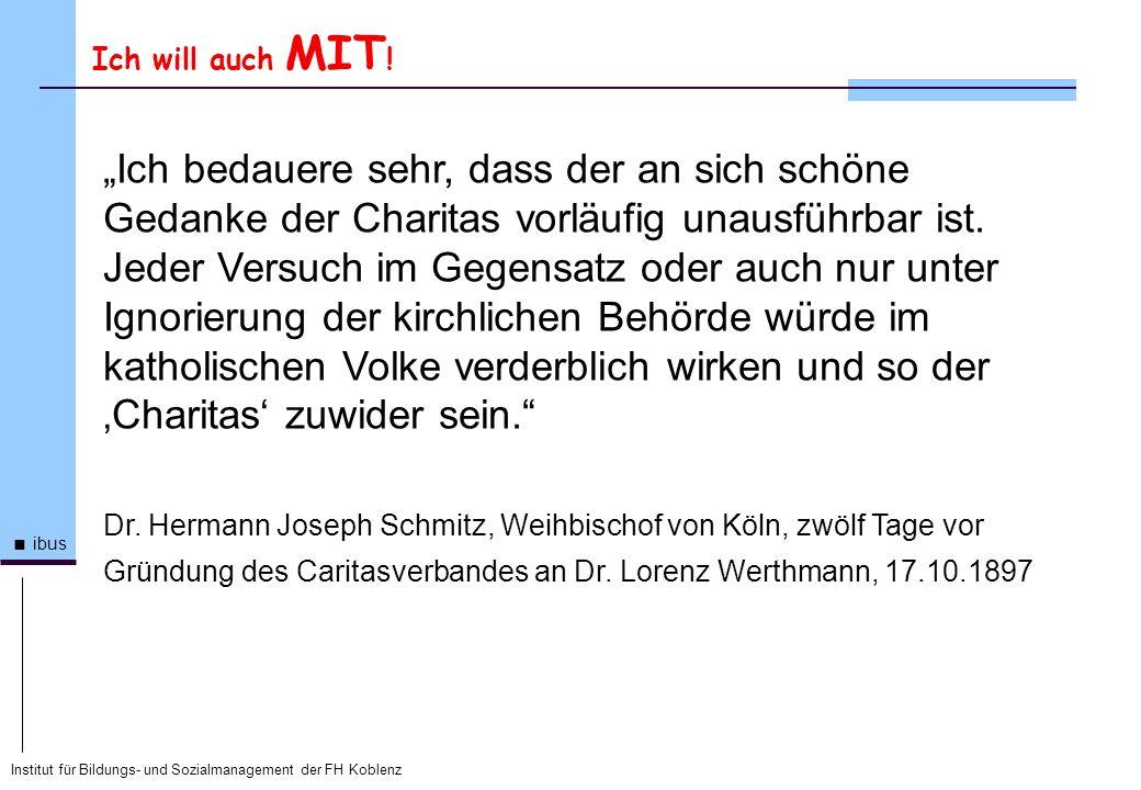 Ich will auch MIT!
