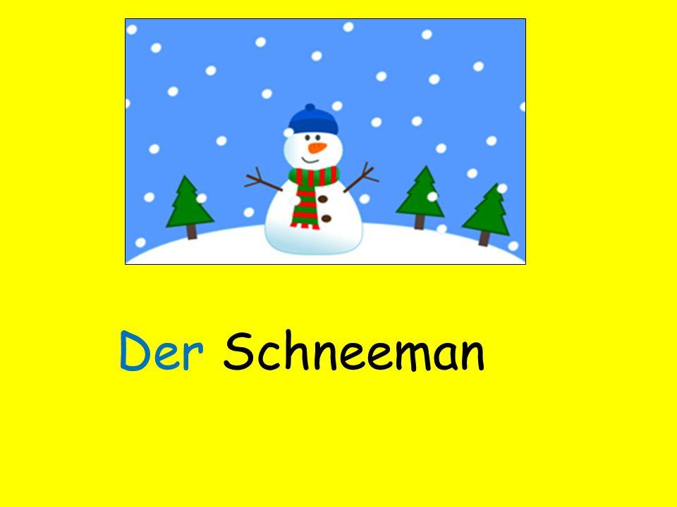 Der Schneeman