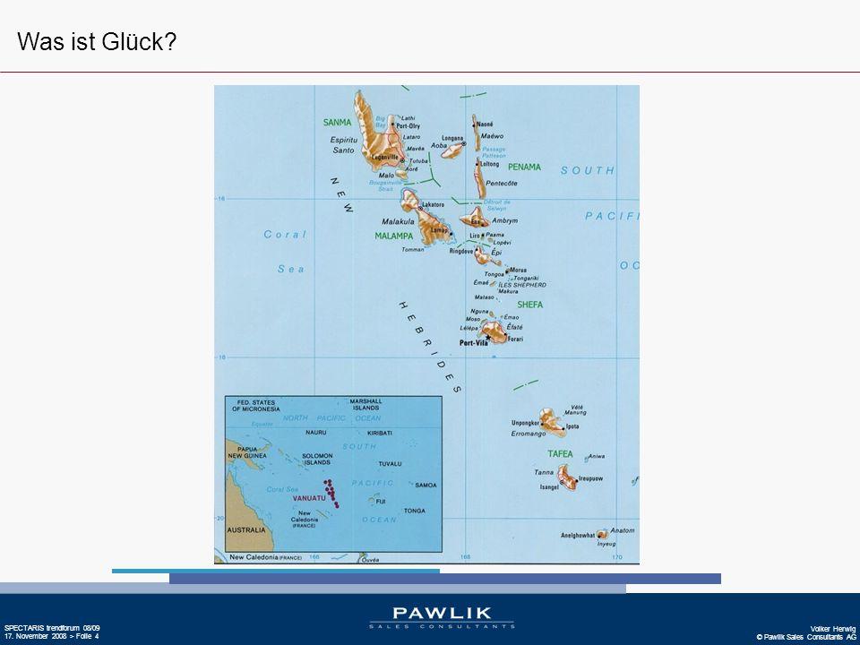 Was ist Glück Vanuatu