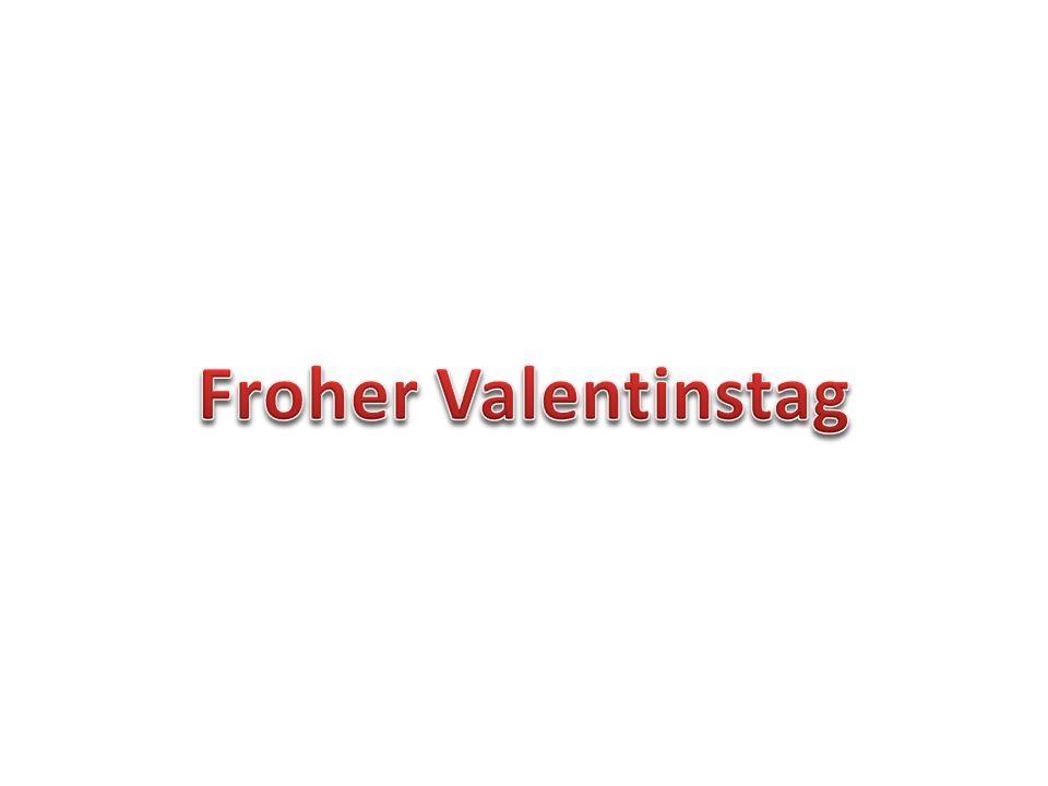 Froher Valentinstag