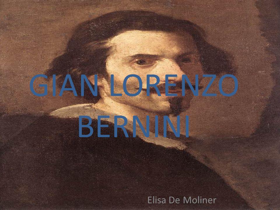 GIAN LORENZO BERNINI Elisa De Moliner