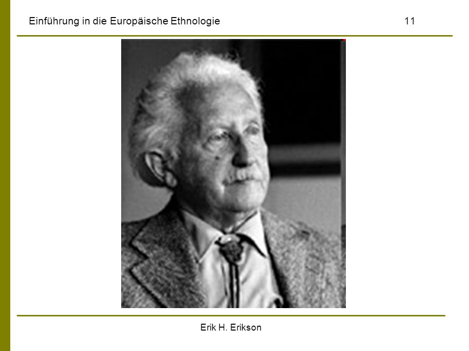 Einführung in die Europäische Ethnologie 11