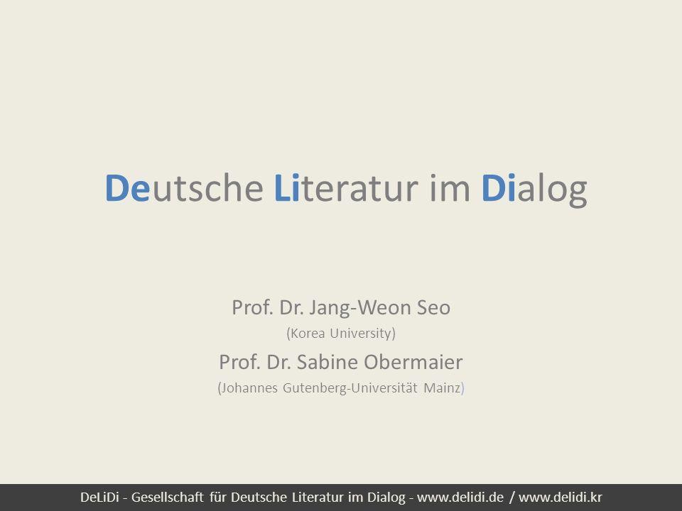 Deutsche Literatur im Dialog