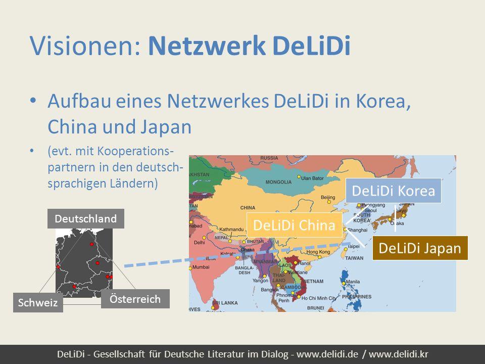 Visionen: Netzwerk DeLiDi