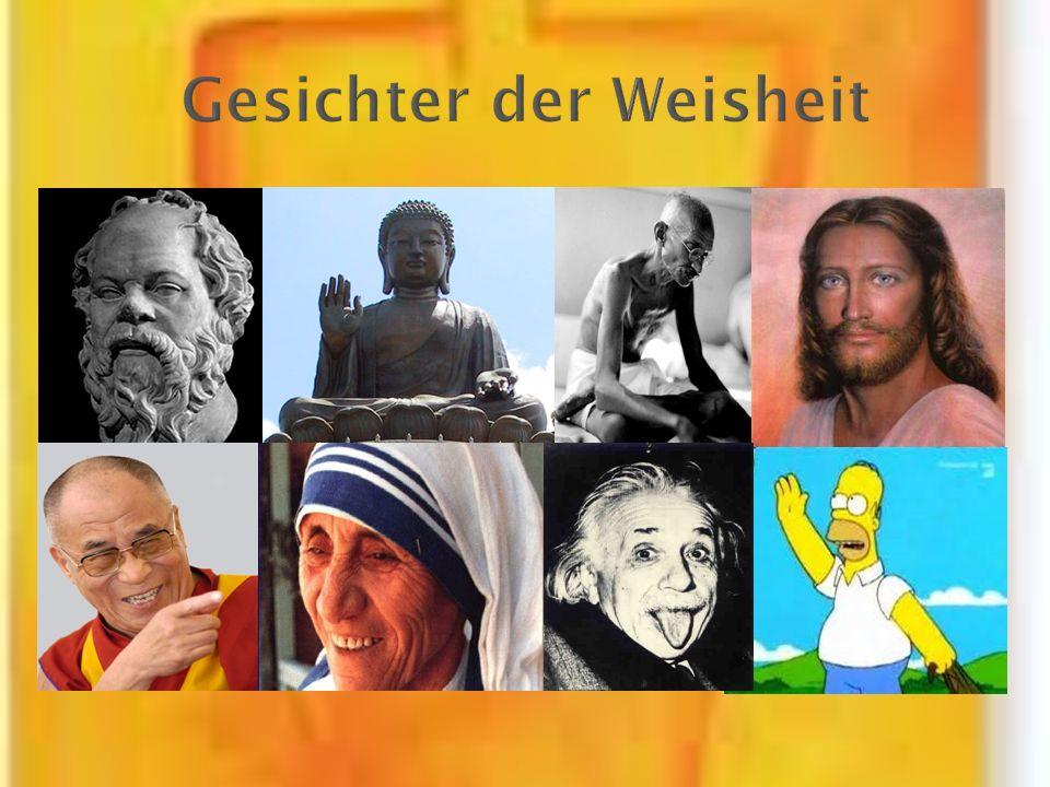 Gesichter der Weisheit