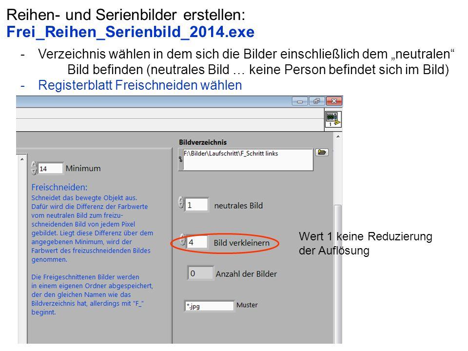 Reihen- und Serienbilder erstellen: Frei_Reihen_Serienbild_2014.exe