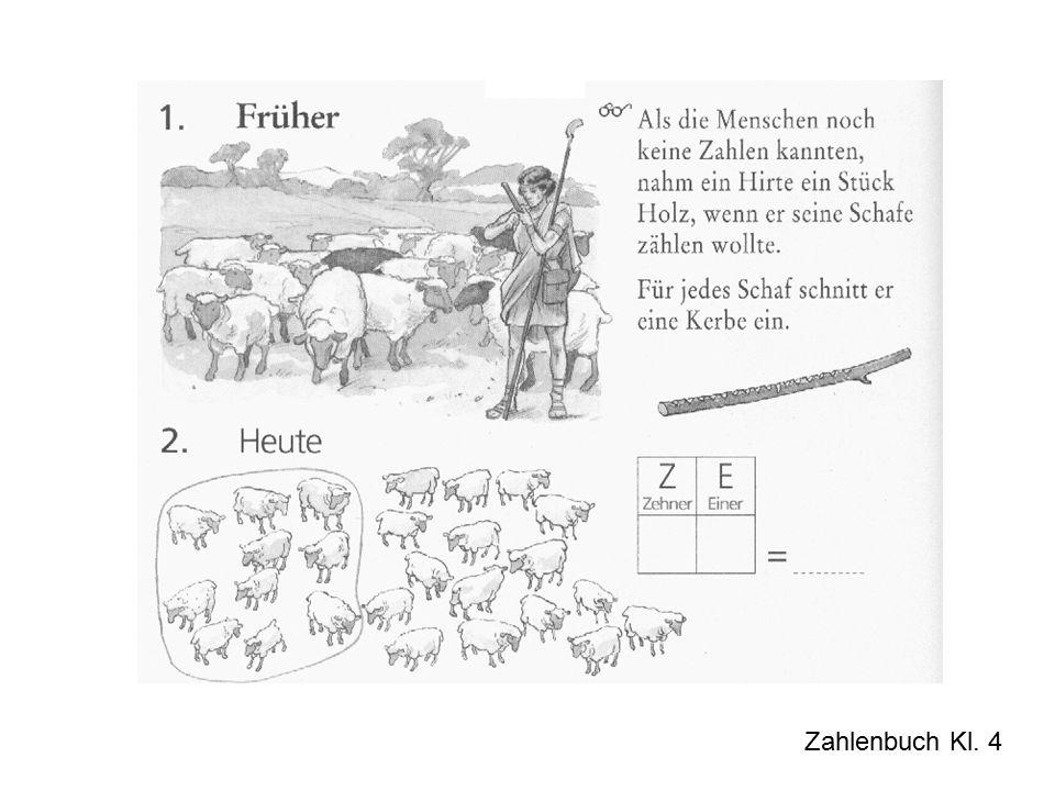 Zahlenbuch Kl. 4