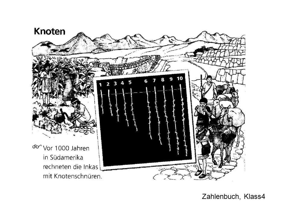 Zahlenbuch, Klass4