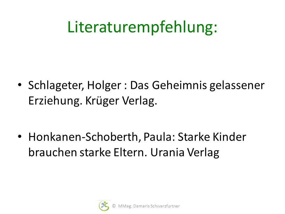 Literaturempfehlung: