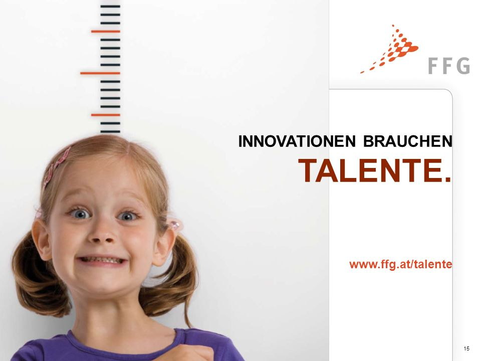 INNOVATIONEN BRAUCHEN