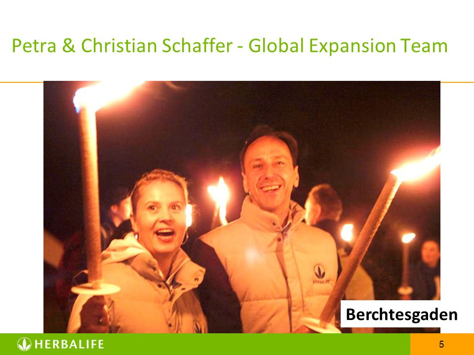 Petra & Christian Schaffer - Global Expansion Team