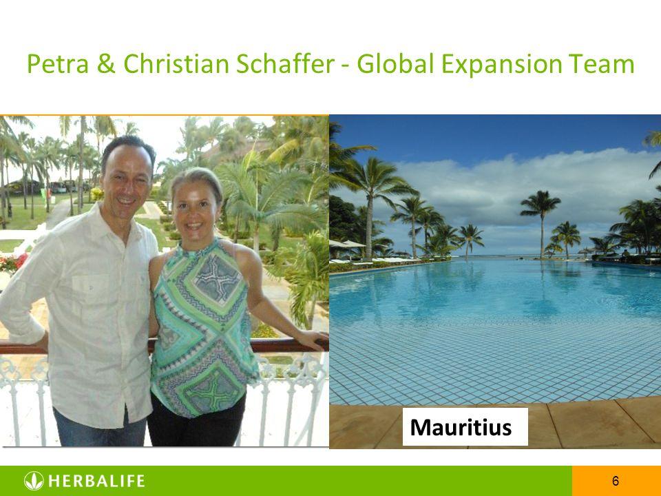 Petra & Christian Schaffer - Global Expansion Team