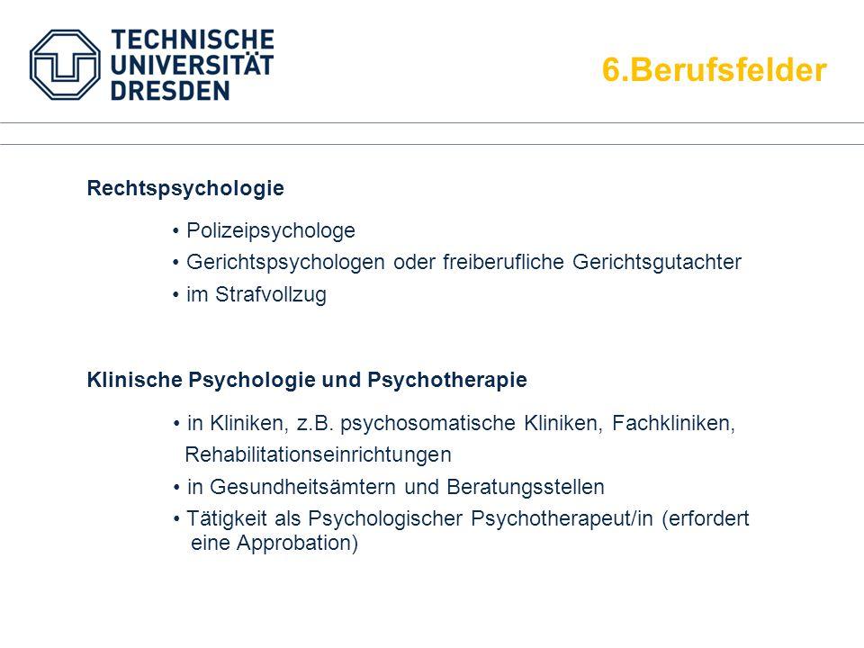 6.Berufsfelder Rechtspsychologie Polizeipsychologe