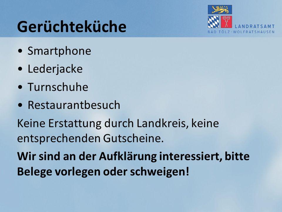 Gerüchteküche Smartphone Lederjacke Turnschuhe Restaurantbesuch