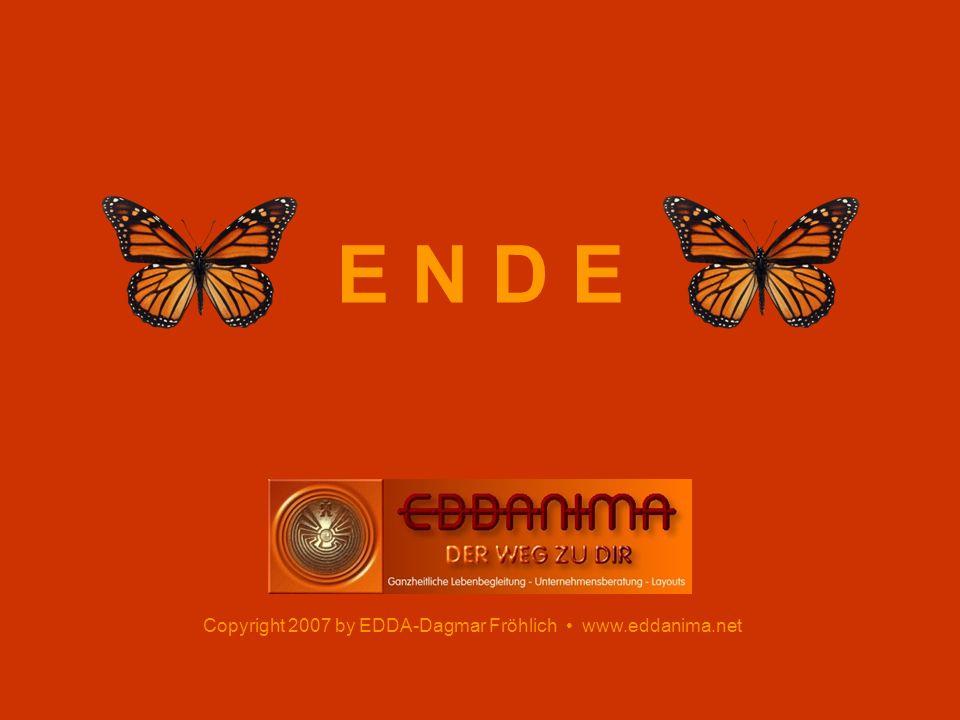 Copyright 2007 by EDDA-Dagmar Fröhlich • www.eddanima.net
