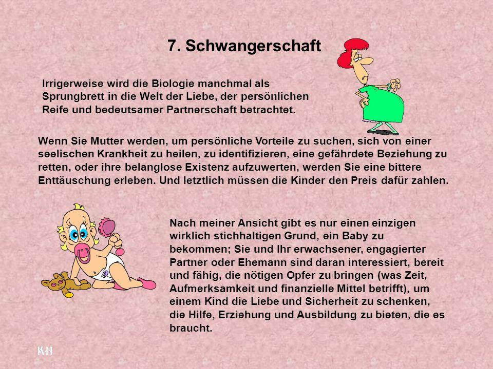 7. Schwangerschaft