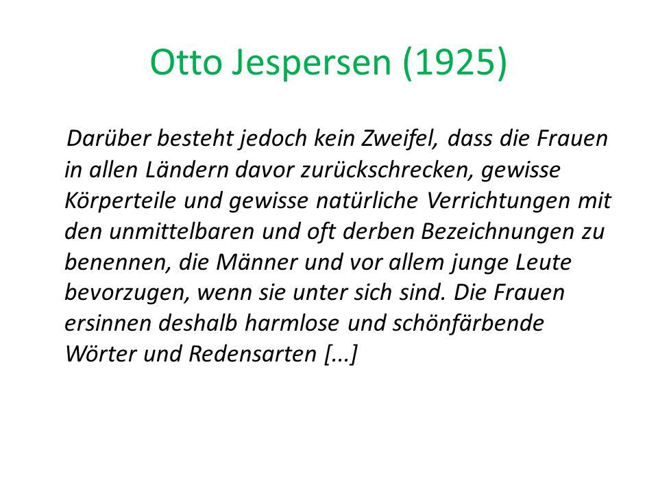 Otto Jespersen (1925)