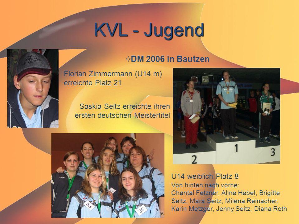 KVL - Jugend DM 2006 in Bautzen