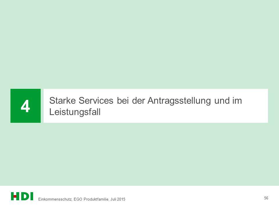 4 Starke Services bei der Antragsstellung und im Leistungsfall