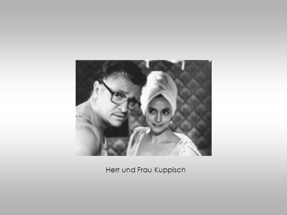Herr und Frau Kuppisch