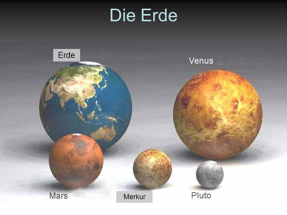 Die Erde Erde Merkur