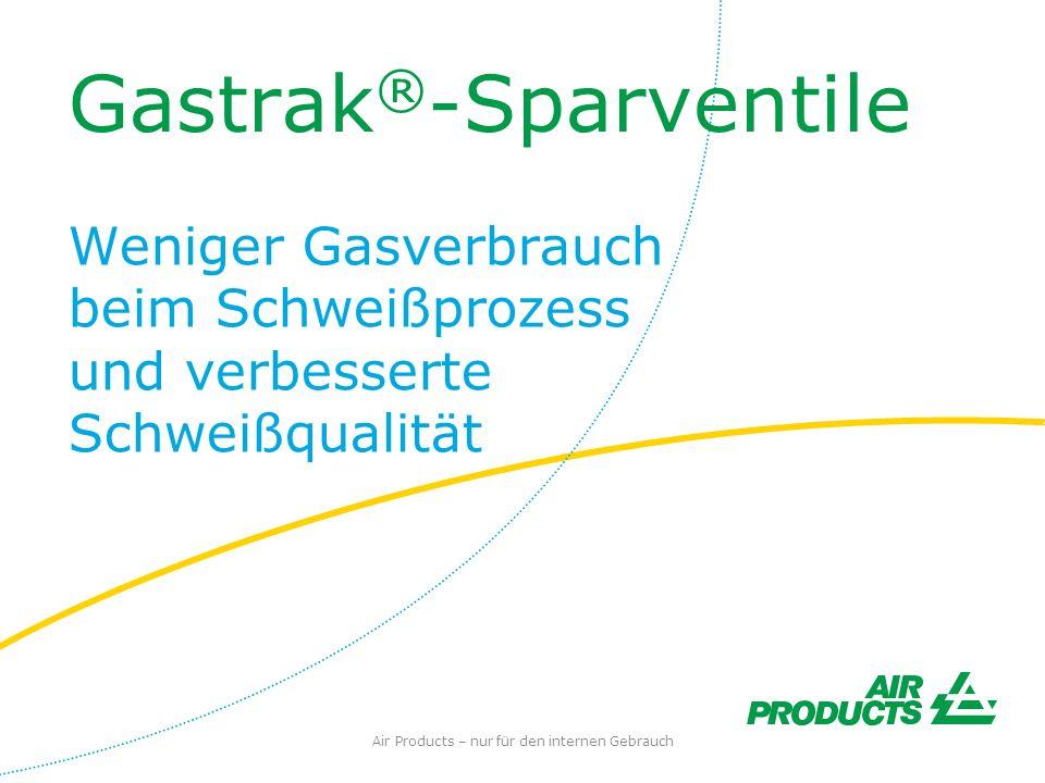 Gastrak®-Sparventile