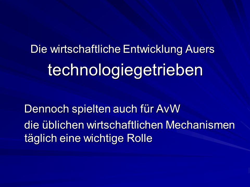 technologiegetrieben