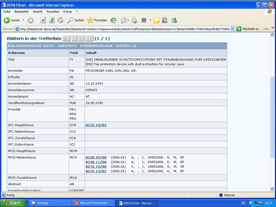 Bibliograph. Daten Dr. Karl Prodinger 2006