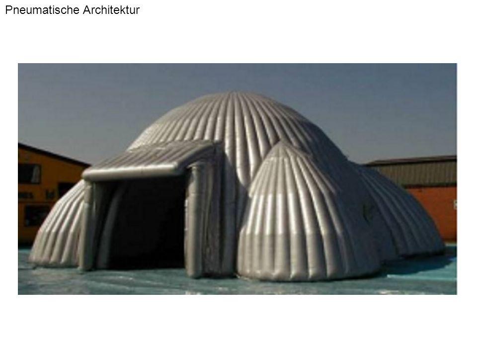 Pneumatische Architektur