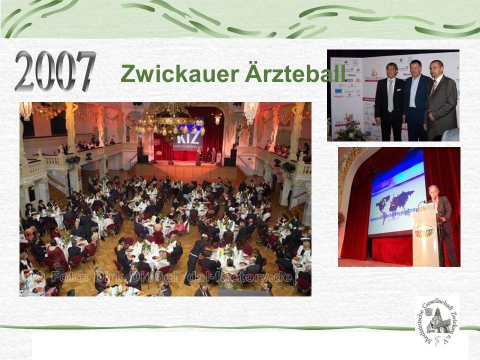 2007 Zwickauer Ärzteball