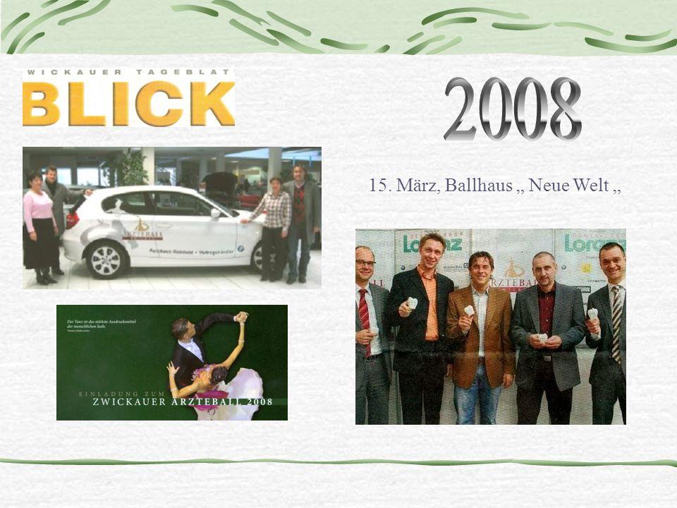 """2008 15. März, Ballhaus """" Neue Welt """""""