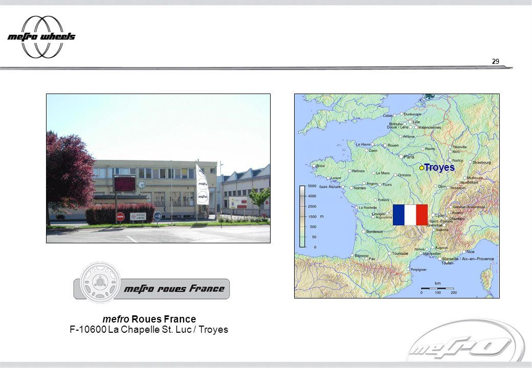 F-10600 La Chapelle St. Luc / Troyes