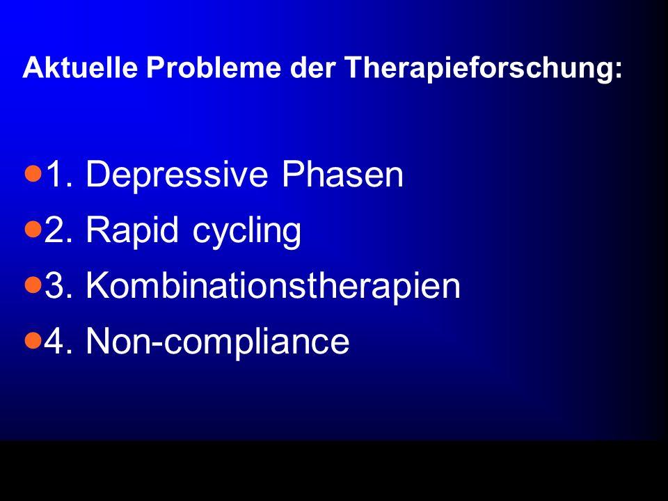 Aktuelle Probleme der Therapieforschung: