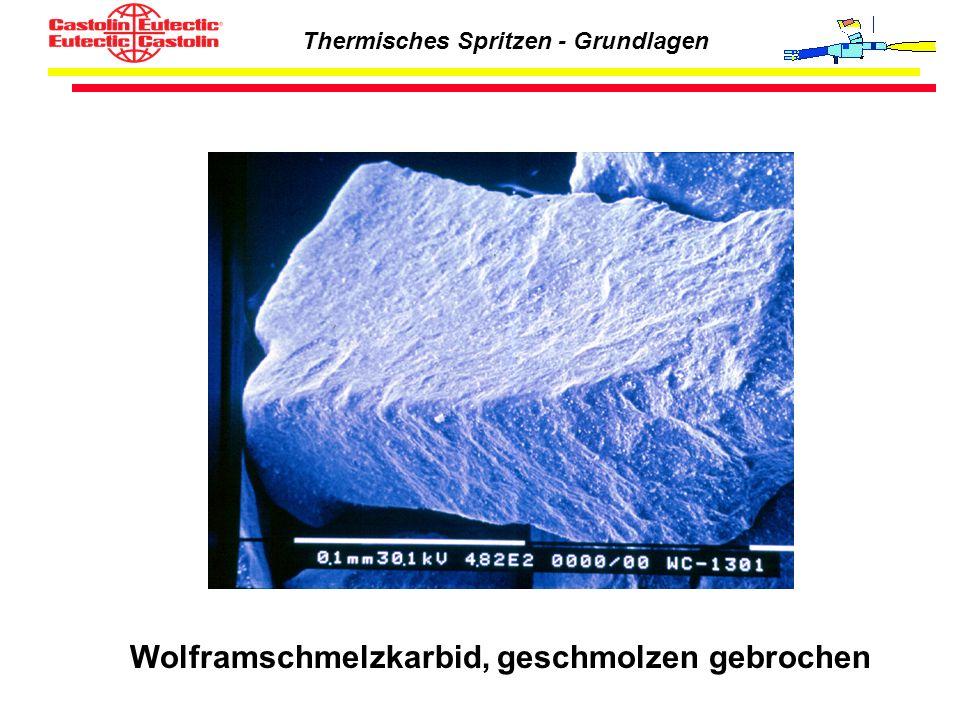 Wolframschmelzkarbid, geschmolzen gebrochen