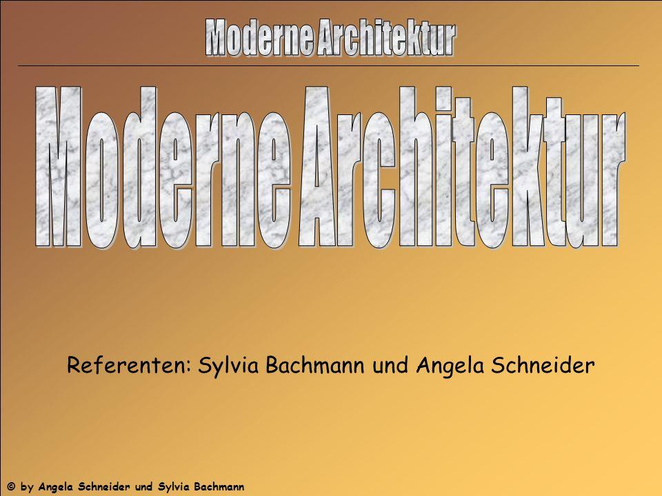 Moderne Architektur Moderne Architektur