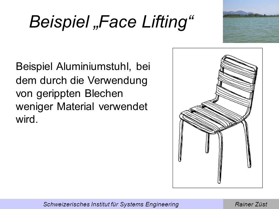 "Beispiel ""Face Lifting"