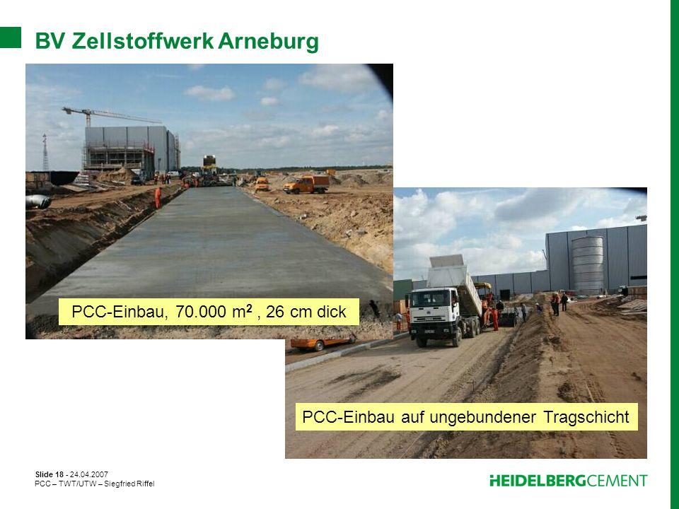 BV Zellstoffwerk Arneburg
