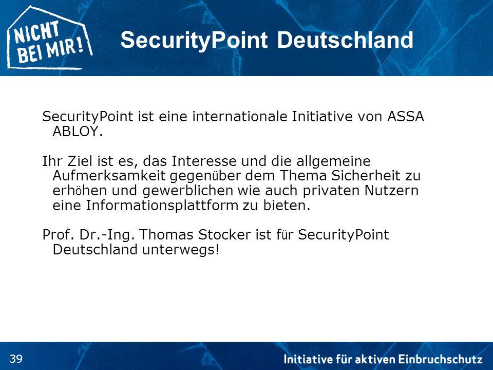 SecurityPoint Deutschland