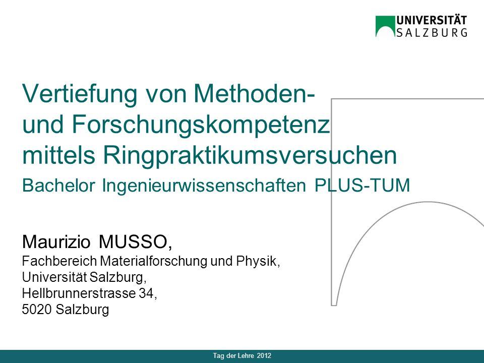 Bachelor Ingenieurwissenschaften PLUS-TUM