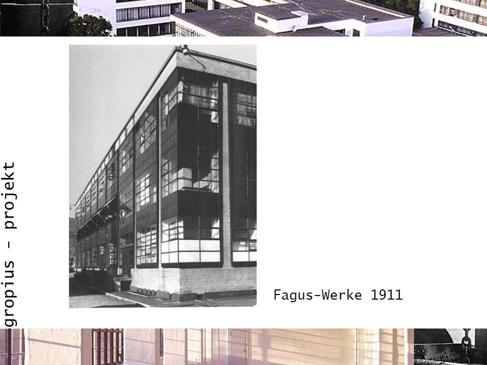 Fagus-Werke 1911