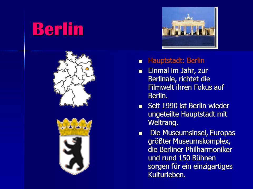 Berlin Hauptstadt: Berlin