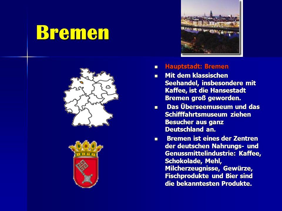 Bremen Hauptstadt: Bremen