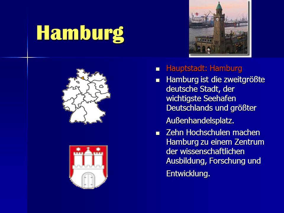 Hamburg Hauptstadt: Hamburg