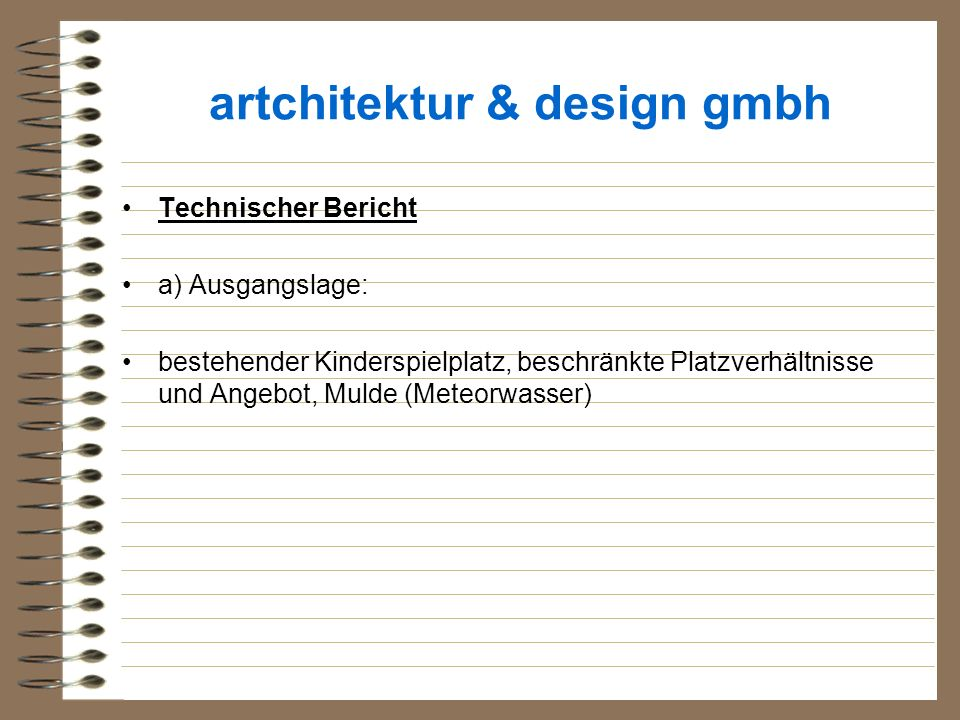 artchitektur & design gmbh