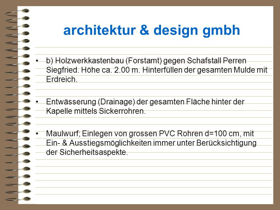 architektur & design gmbh