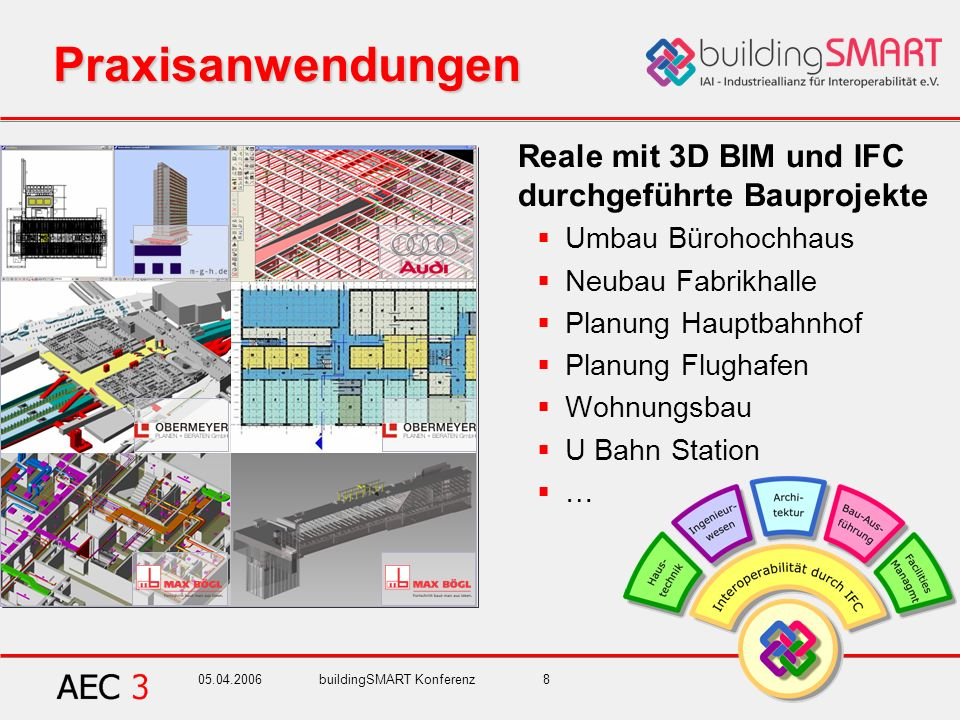 buildingSMART Konferenz