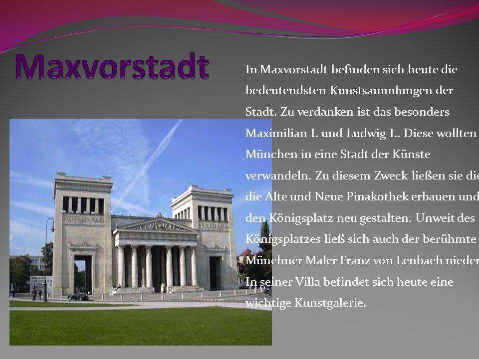 Maxvorstadt